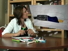 Hayes Art Therapy, 50min. of Art Therapy ideas and explanations.