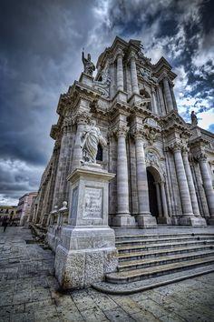 Siracusa (Italia) - La Cattedrale - by Andrea  Rapisarda, via 500px