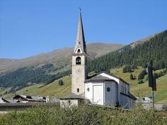 Church in Livigno