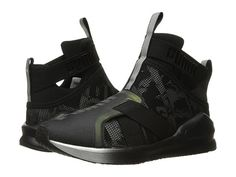 3ca0ec739a3 PUMA Fierce Strap Swan Women s Shoes