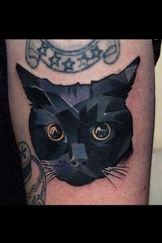 tatouage graphique: Matyas Halasz - EN IMAGES. 20 tatoueurs au style graphique - L'EXPRESS