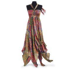 Dancing Colors Dress