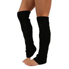 Knit Leg Warmers, Acrylic Material, Cozy, Socks, Legs, Colors, Clothing, How To Wear, Accessories