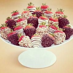 Healthy chocolat treats
