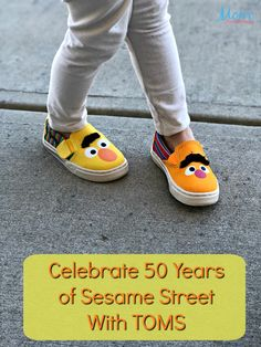 74dde5b7b38 Celebrate 50 Years Of Sesame Street With TOMS  SpringFunonMDR