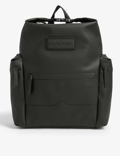 Selfridges at marie claire edit Laptop Backpack, Leather Backpack, Cycle To Work, Urban Bike, Hunter Original, Sign Off, Leather Design, Backpacks, The Originals