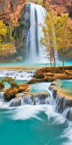 #Havasu_Falls, #Arizona, #USA http://en.directrooms.com/hotels/country/10-167/