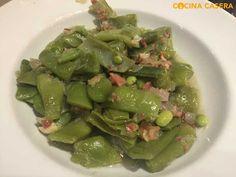 Las judías verdes con jamón es una receta de verduras que tiene mucho éxito en aquellas personas que desean seguir una dieta sana y equilibrada aun en días