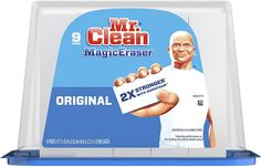 Mr. Clean Magic Erasers Only $0.65 per Eraser! Oven Cleaning, Cleaning Hacks, Cleaning Supplies, Cleaning Products, Cleaning Checklist, Amazon Products, Magic Eraser On Walls, Oven Door Cleaner, Remove Yellow Stains