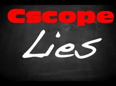 THE TEXAS CSCOPE LIES! » RED HOT CONSERVATIVE
