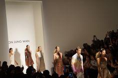 Son Jung Wan #SS14 #NYFW