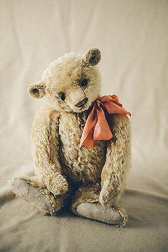 """Künstlerbär """" ...die aus dem Koffer"""" von Susanne Täuber in Spielzeug, Teddys, Künstlerteddys   eBay"""