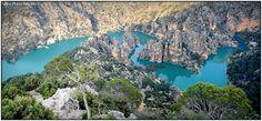 La Comarca de la Sierra Sur de Jaén, de donde proviene el Aceite de Oliva Virgen Extra Orito #turismo