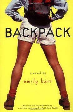 "Travel Book Review: Backpack is a ""chick-lit"" psychological thriller telling the story of a young English girl, Tansy, who decides to go travelling after the death of her alcoholic mother."