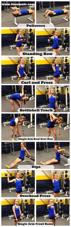 Secrets to Success: Arm Strengthening Exercises | Fuel Your Future with Tina…