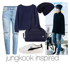 jungkook inspired