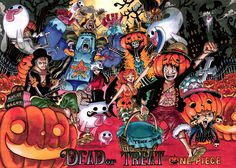 Dead or Treat - One Piece