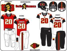 Football Uniforms, Sports Uniforms, Football Helmets, Nfl Logo, Sports Logo, Sports Teams, Football Logo Design, Team Logo Design, Notre Dame Leprechaun