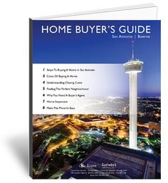 #SanAntonio Home Buyer's Guide # 4 from KuperSIR includes helpful info for anyone going through the home buying process.