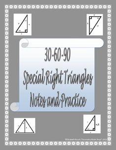 77 besten Right Triangles and Trigonmetry Bilder auf Pinterest ...
