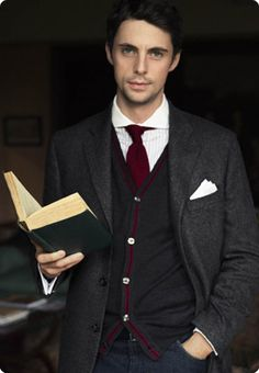 Matthew Goode.