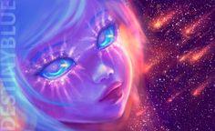 IMPACT MOON by DestinyBlue on deviantART