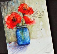 The Storyteller: Blooms in a Jar