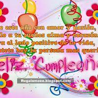 Que el día de hoy, sea el día mas feliz de toda tu vida - FELIZ CUMPLEAÑOS T.Q.M ~ Tarjetitas Religion, Happy Birthday, Frases, Romantic Cards, Love Cards, Birthday Message, Love Messages, Happy Brithday, Urari La Multi Ani