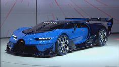 2016 Bugatti Vision Gran Turismo - World Debut - LIVE -  Frankfurt IAA  http://7pasosydinero.com/