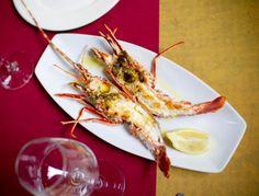 Restaurant El Marino, Dénia, Alicante, Espagne