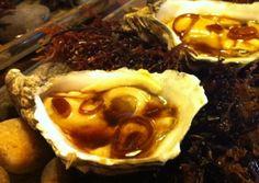 Dos ostras #Compartir