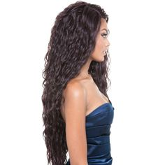 Isis Red Carpet Natural Deep Part Cotton Lace Front Wig RCP-801 Pansy