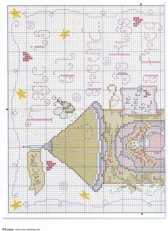 Gallery.ru / Фото #22 - Cross Stitch Crazy 134 февраль 2010 + приложение Free 12 Flo - tymannost