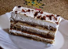 Danina kuhinja: Torta španski vetar