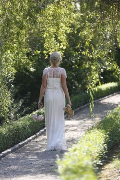 Aoife and Rory's Classic Village at Lyons wedding by Robbie Reynolds | Confetti
