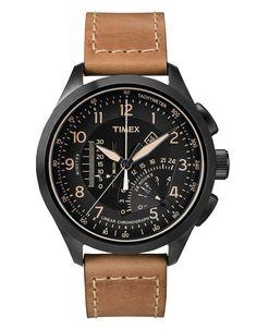 Jewellery & Accessories | Men's Watches | Intelligent Quartz Linear Indicator Chronograph | Hudson's Bay