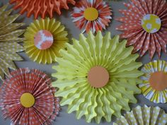 DIY Pinwheels tutorial