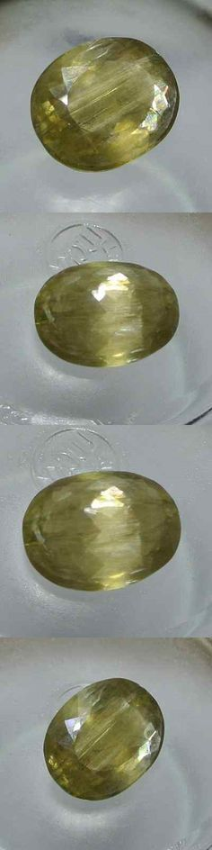Diaspore 164392: 23.80 Ct.Best Color Natural Color Change Green Turkish Diaspore Very Good Luster -> BUY IT NOW ONLY: $39.99 on eBay!
