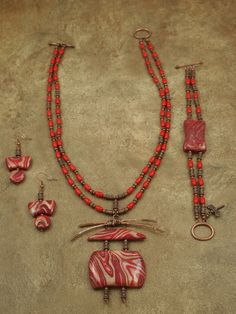 Artist Carol Spraker's RainEye Studio, Wearable Art Jewelry and Sculptures