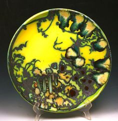 Maine Spring Platter 2 by George Pearlman | GeorgePearlman.com
