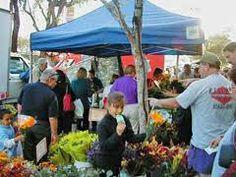 Enjoy the Escondido Farmers Market, every Tuesday on Grand Ave.