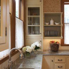 Granite Counters Subway Tile Backsplash Design, Pictures, Remodel, Decor and Ideas