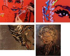 Arte / Diseño / Moda / Benjamin Shine / Art / Design