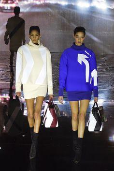 Anya Hindmarch RTW Fall 2015 - Slideshow - Runway, Fashion Week, Fashion Shows, Reviews and Fashion Images - WWD.com