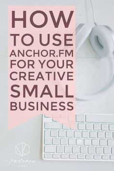 Have you considered using @Anchor? Anchor.fm is a new social media platform based on short broadcasts and podcasts without expensive equipment and time. Discover how to use Anchor.fm to reach your target audience.