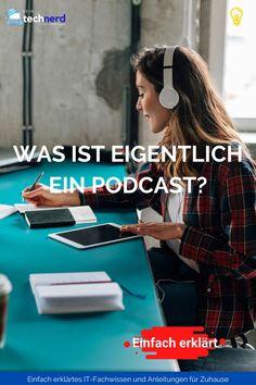 In diesem Beitrag möchten wir vielen spannenden Fragen rund um den – äußerst facettenreichen und zunehmend an Popularität gewinnenden – Podcast auf den Grund gehen. Was ist ein Podcast? Worum geht es? Was macht einen guten Podcast aus? Kann man seinen eigenen Podcast einfach so ins Leben rufen? Wie funktioniert das? Fragen über Fragen – im Folgenden werden wir die Thematik so umfassend beleuchten, dass du danach wirklich alles weißt, was du über Podcasts wissen musst. It Wissen, Rss Feed, Blog, Technology, Simple, Treasures Reading, Entrepreneurship, English Words, Tips And Tricks