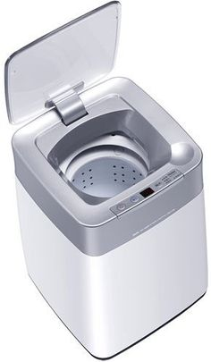 Haier MW-BQ8S Mini: World's Smallest Laundry Machine - an alternative to fixing my broken one??