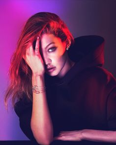 Gigi Hadid stars in Messika campaign