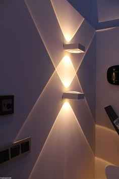 15 modern wall lighting that will impress your home at first glance - different para el hogar