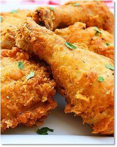 Low FODMAP Southern Fried chicken - gluten free recipe   http://www.ibssano.com/low_fodmap_recipe_southern_fried_chicken.html